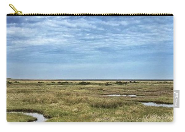 Thornham Marshes, Norfolk Carry-all Pouch