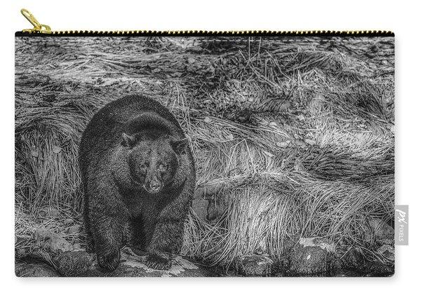 Thornton Creek Black Bear Carry-all Pouch