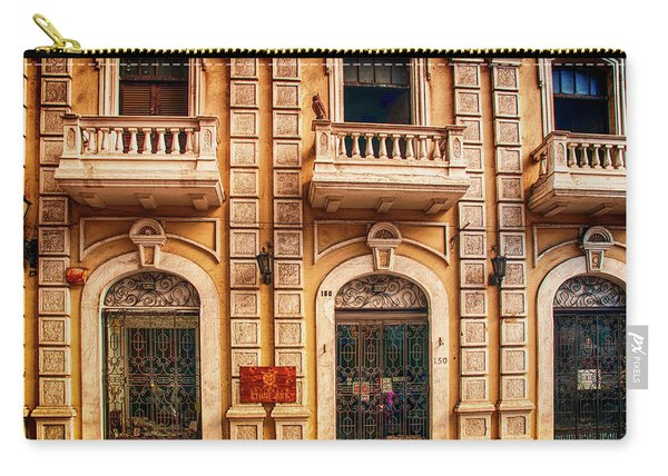 Three Balconies Carry-all Pouch
