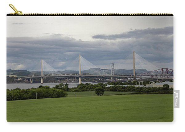 Three Bridges Over The Forth Carry-all Pouch