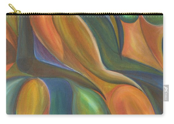 Three Dancers Smooth Carry-all Pouch