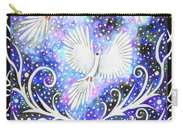 Three Messengers Carry-all Pouch