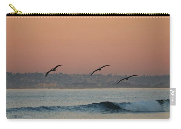 Carry-all Pouch featuring the photograph Three Pack  by Christy Pooschke
