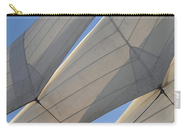 Three Sails Carry-all Pouch