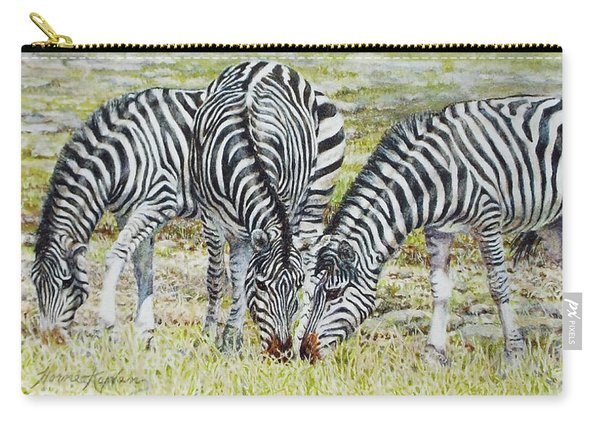 Three's Company Carry-all Pouch