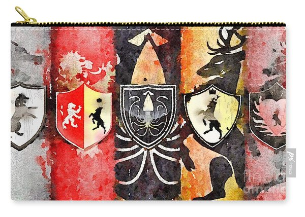 Thrones Carry-all Pouch