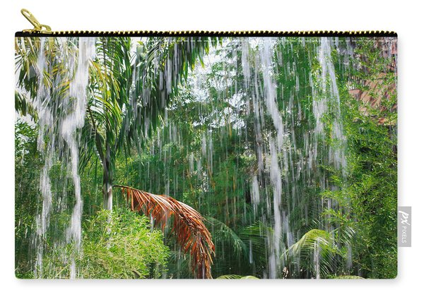 Through The Waterfall Carry-all Pouch