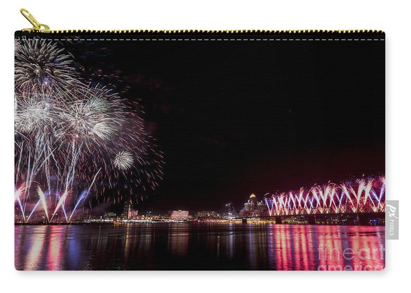 Thunder Over Louisville Carry-all Pouch
