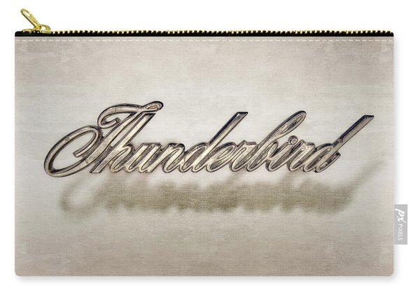 Thunderbird Badge Carry-all Pouch