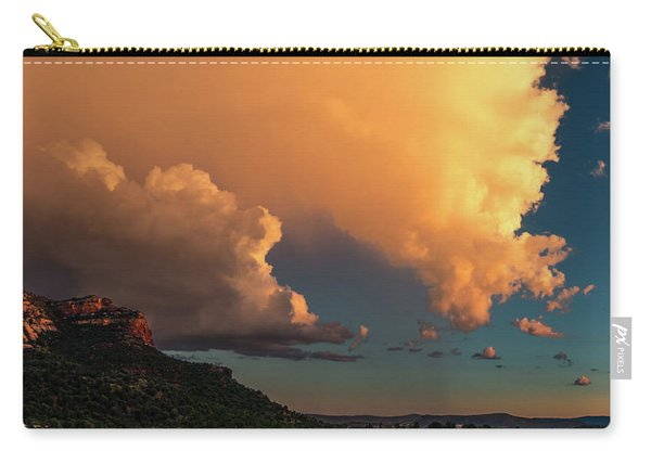 Thunderhead In Sedona Carry-all Pouch