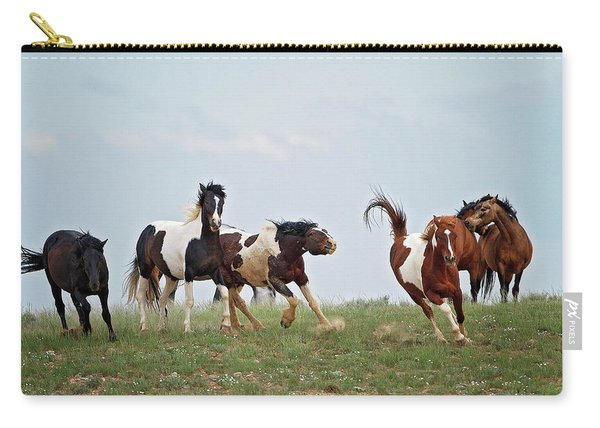 Thundering Hooves Carry-all Pouch