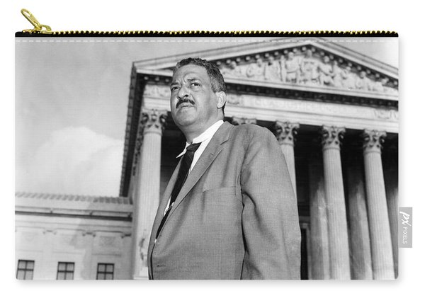 Thurgood Marshall Carry-all Pouch