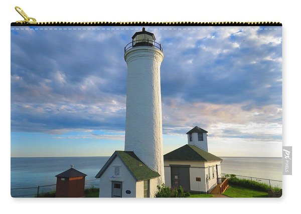 Tibbetts Point Lighthouse In June Carry-all Pouch