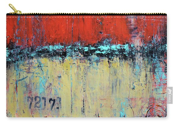 Ticket No. 72173 Carry-all Pouch