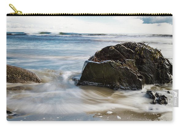 Tide Coming In #2 Carry-all Pouch