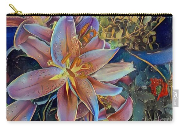 Tiger Lily 1 Carry-all Pouch