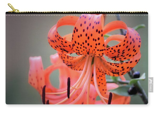 Tiger Lily 2 Carry-all Pouch