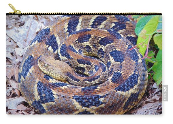 Timber Rattler Carry-all Pouch