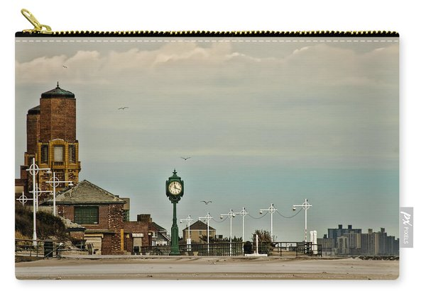 Time Flies Carry-all Pouch