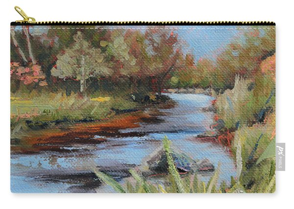 Timeless Footpath Carry-all Pouch