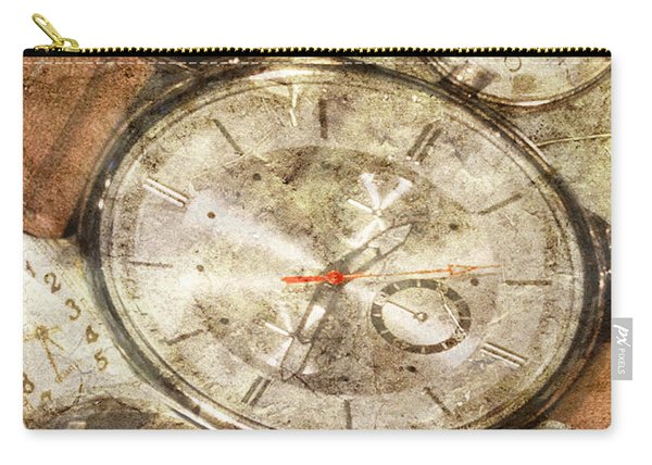 Timepieces Carry-all Pouch