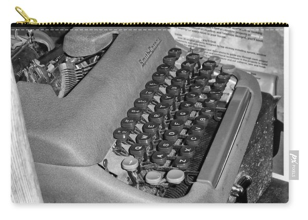 Times Gone By Carry-all Pouch