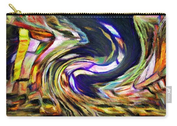 Times Square Swirl Carry-all Pouch
