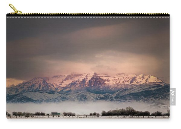 Timpanogos Rising Carry-all Pouch