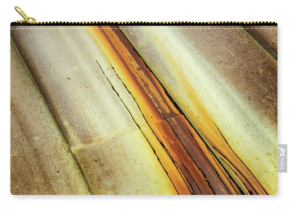 Tin Roof Abstract Carry-all Pouch