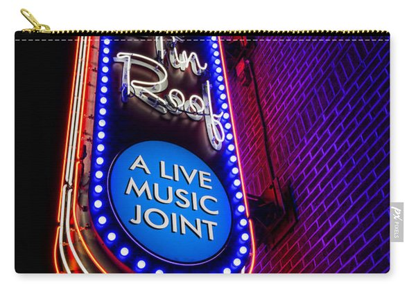 Tin Roof Beale Street Carry-all Pouch