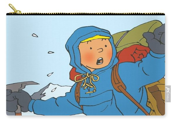 Tintin In Tibet Carry-all Pouch