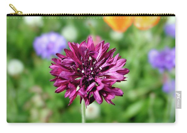 Tiny Flower Carry-all Pouch