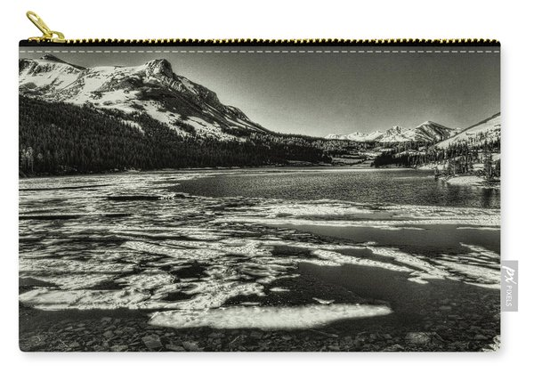 Tioga Pass Lake Ellery Early Summer Carry-all Pouch
