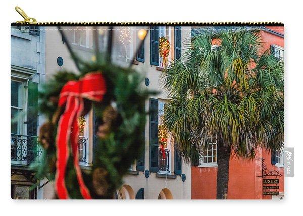 Tis The Season - Charleston Sc Carry-all Pouch