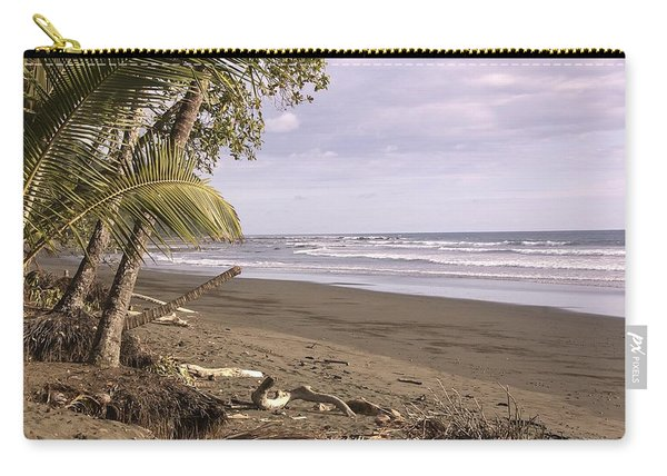 Tiskita Pacific Ocean Beach Carry-all Pouch