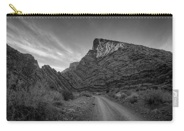 Titus Canyon Road Carry-all Pouch