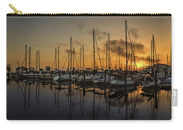 Titusville Marina Carry-all Pouch