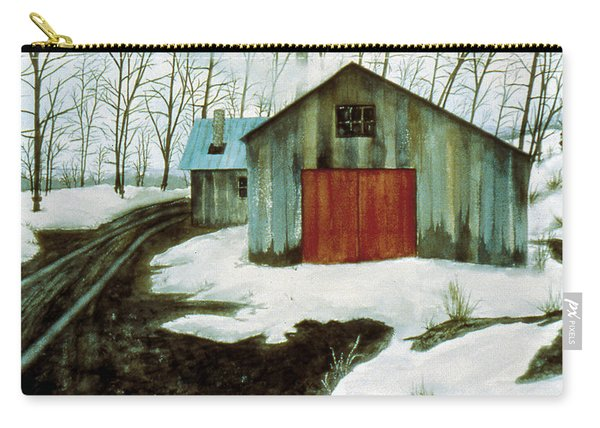 To The Sugar House Carry-all Pouch