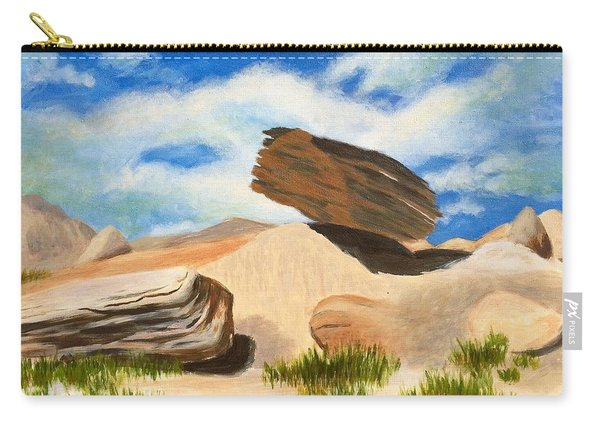 Toadstool Park Nebraska Carry-all Pouch
