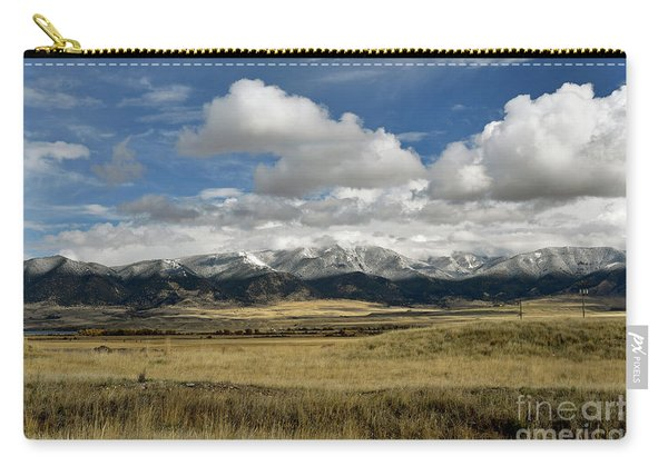 Tobacco Root Mountains Carry-all Pouch