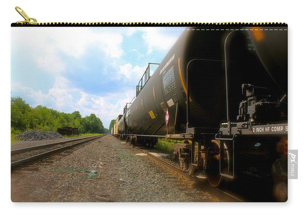 Tobyhanna Freight Train Carry-all Pouch