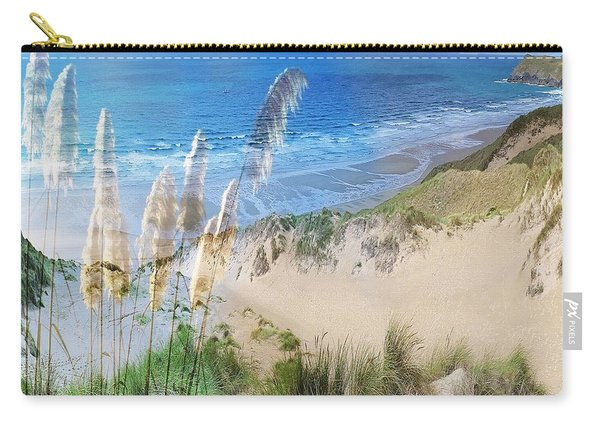 Toi Tois In Coastal  Sandhills Carry-all Pouch