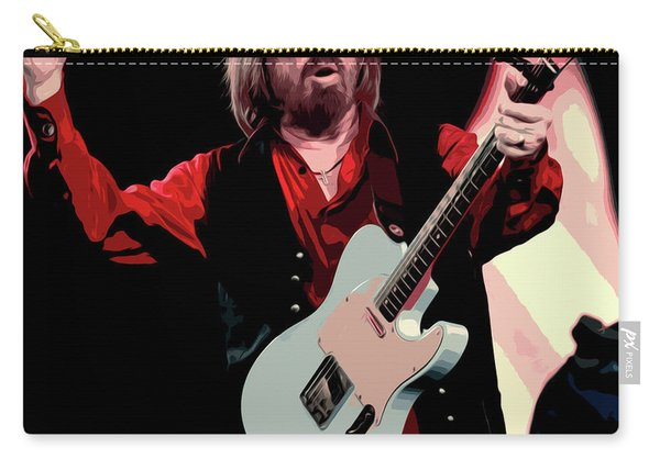Tom Petty, Hypnotic Eye Carry-all Pouch