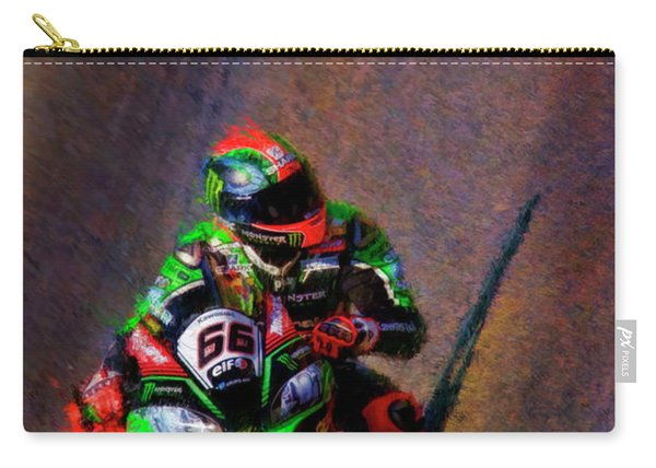 Tom Sykes 2016 Kawasaki Carry-all Pouch