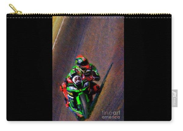 Tom Sykes 2016 Kawasaki Carry-all Pouch
