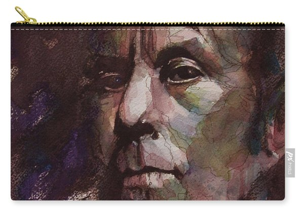 Tom Waits Art Carry-all Pouch