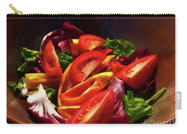 Tomato Salad Carry-all Pouch