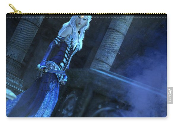 Tomb Of Shadows Carry-all Pouch