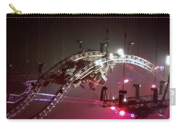 Tommy Lee Motley Crue Farewell Tour Brooklyn N Y 2015 Or Flying Drums Carry-all Pouch