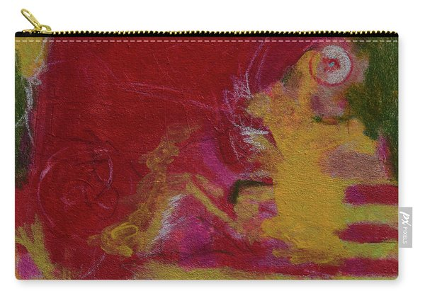Too Hot To Handle Now Carry-all Pouch